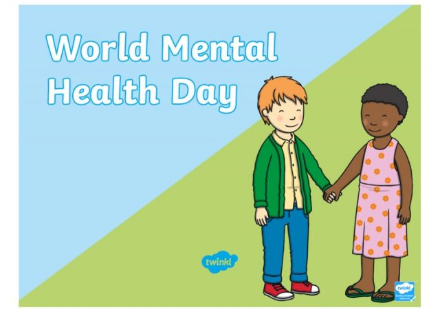 thumbnail of World Mental Health Day assembly Infants