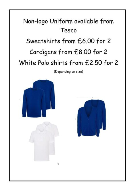 thumbnail of Uniform from Tesco