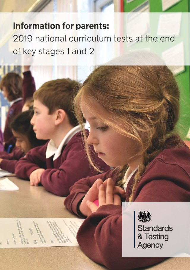 thumbnail of Information_for_parents_-_2019_national_curriculum_tests_at_the_end_of_key_stages_1_and_2